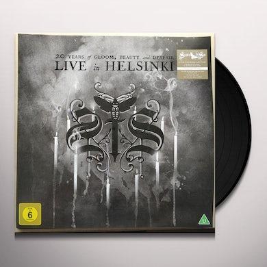 Swallow the Sun  20 YEARS OF GLOOM BEAUTY & DESPAIR - LIVE HELSINKI Vinyl Record