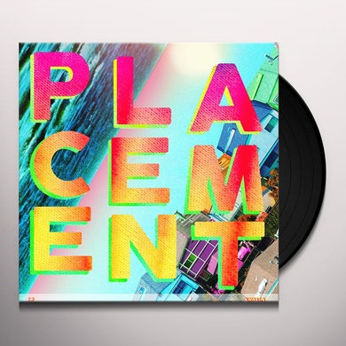 George Watsky PLACEMENT Vinyl Record