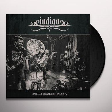 Indian LIVE AT ROADBURN 2014 Vinyl Record