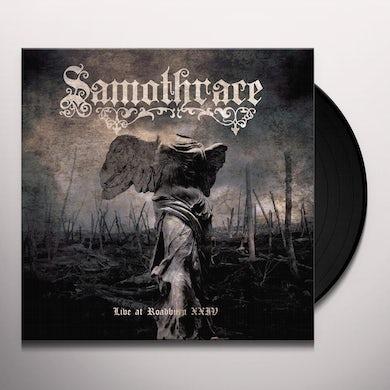 Samothrace LIVE AT ROADBURN 2014 Vinyl Record