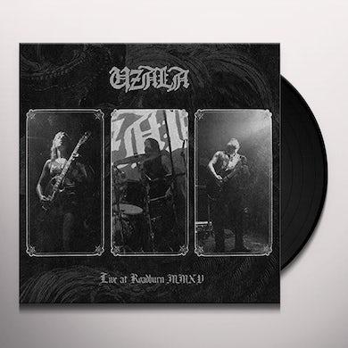 UZALA LIVE AT ROADBURN 2015 Vinyl Record