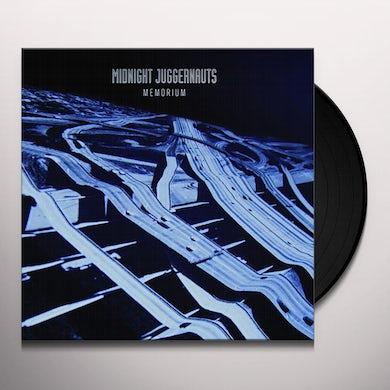 Midnight Juggernauts MEMORIUM Vinyl Record