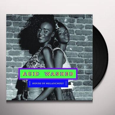 Acid Washed HOUSE OF MELANCHOLY Vinyl Record
