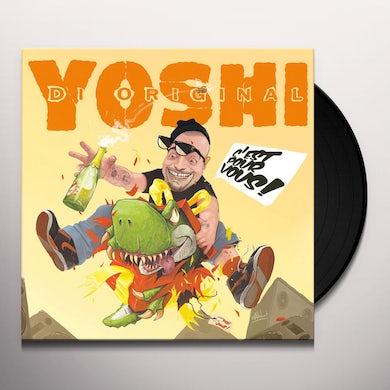 Yoshi Di Original C'EST POUR VOUS Vinyl Record