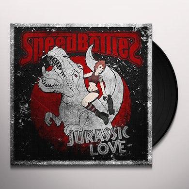SPEEDBOTTLES JURASSIC LOVE Vinyl Record