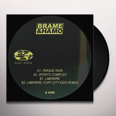 Brame & Hamo LIMEWIRE Vinyl Record