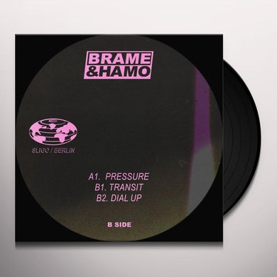 Brame & Hamo PRESSURE Vinyl Record