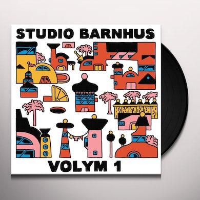 Studio Barnhus Volym 1 / Various Vinyl Record