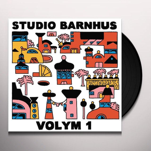 Studio Barnhus Volym 1 / Various