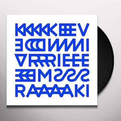 Kevin de Vries MERAKI Vinyl Record
