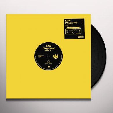 Kink PLAYGROUND REMIXES 1 Vinyl Record