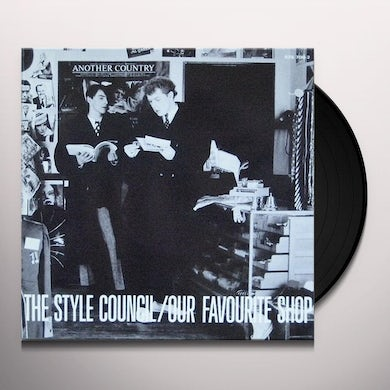 Style Council OUR FAVOURITE SHOP: LIMITED Vinyl Record