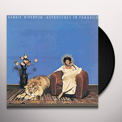 Minnie Riperton ADVENTURES IN PARADISE: LIMITED Vinyl Record
