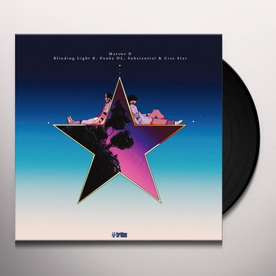 BLINDING LIGHT Vinyl Record