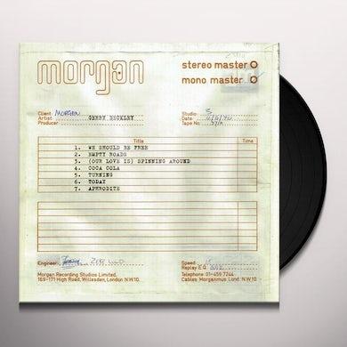 Gerry Beckley DISCOVERING AMERICA Vinyl Record