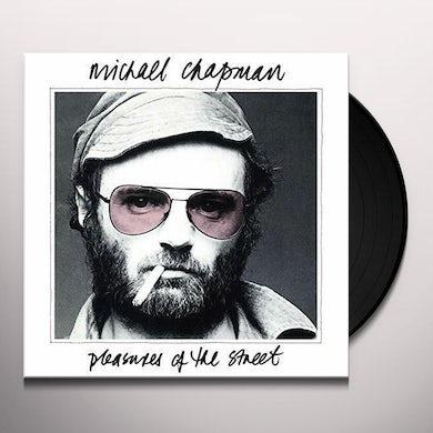 Michael Chapman PLEASURES OF THE STREET CD (Vinyl)