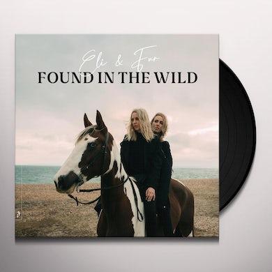 Eli & Fur FOUND IN THE WILD Vinyl Record