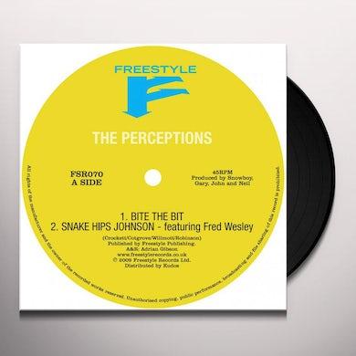 The Perceptions BITE THE BIT Vinyl Record