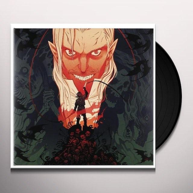 KONAMI KUKEIHA CLUB (10IN) (BLK) (LTD) CASTLEVANIA / Original Soundtrack Vinyl Record
