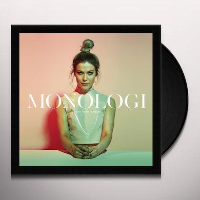 MONOLOGI Vinyl Record