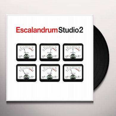 Escalandrum STUDIO 2 Vinyl Record