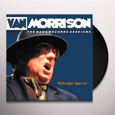 Van Morrison BANG RECORDS SESSIONS Vinyl Record