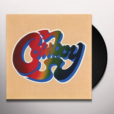 Cowboy Vinyl Record