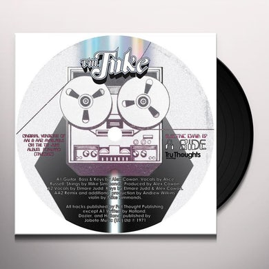 Tm Juke ELECTRIC CHAIR Vinyl Record