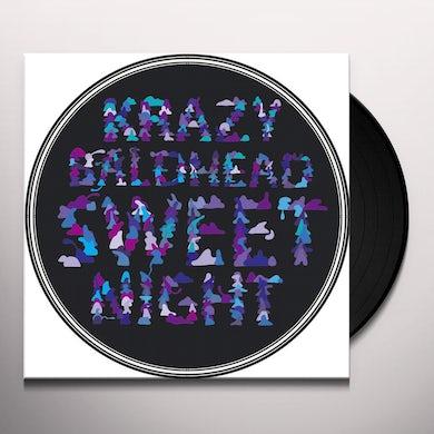 Krazy Baldhead SWEET NIGHT Vinyl Record