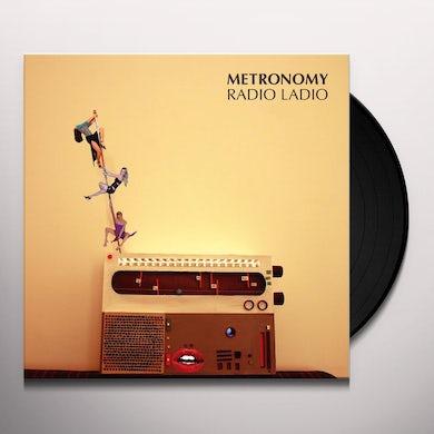 Metronomy RADIO LADIO Vinyl Record