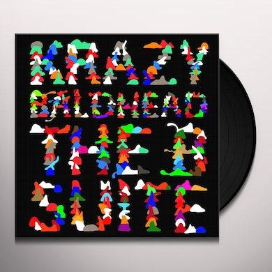 Krazy Baldhead B-SUITE Vinyl Record