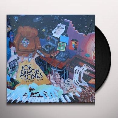 Joe Armon-Jones STARTING TODAY (NEW VERSION) Vinyl Record