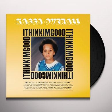 I THINK I'M GOOD Vinyl Record