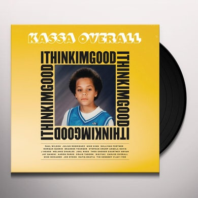 Kassa Overall I THINK I'M GOOD Vinyl Record
