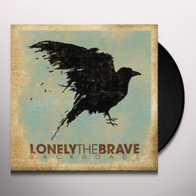 Lonely The Brave BACKROADS Vinyl Record - UK Release