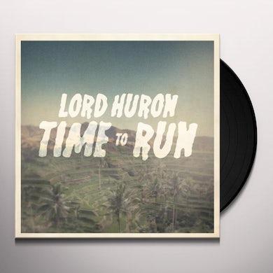 Lord Huron TIME TO RUN Vinyl Record
