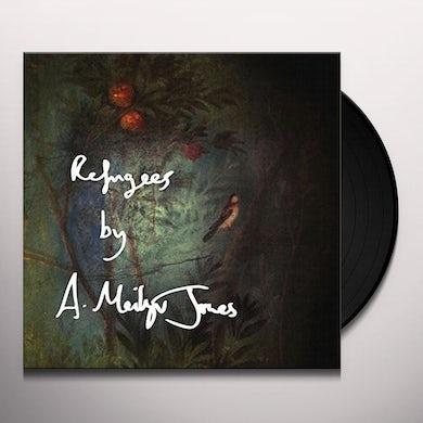 Meilyr Jones REFUGEES/BIRDS Vinyl Record