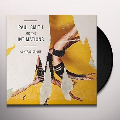 Paul Smith and the Intimations CONTRADICTIONS Vinyl Record