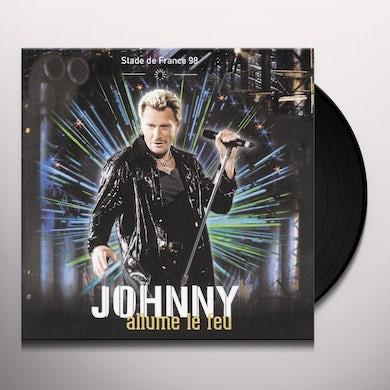 Johnny Hallyday STADE DE FRANCE 98 Vinyl Record