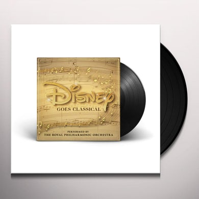 Royal Philharmonic Orchestra DISNEY GOES CLASSICAL Vinyl Record