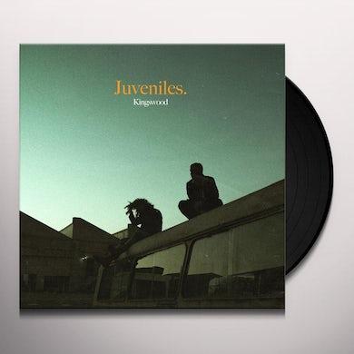 KINGSWOOD JUVENILES Vinyl Record