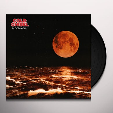 Cold Chisel BLOOD MOON Vinyl Record