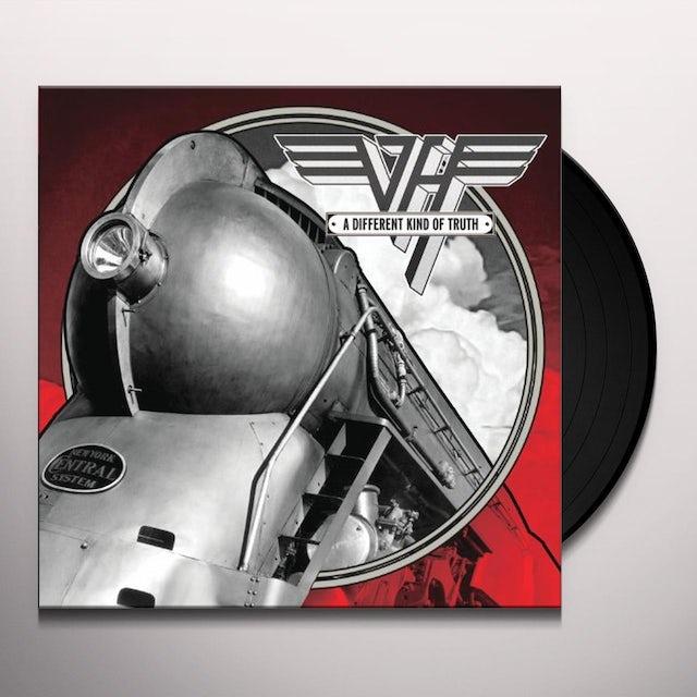 Van Halen DIFFERENT KIND OF TRUTH (Vinyl)
