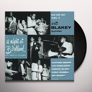 Art Blakey NIGHT AT BIRDLAND 2 Vinyl Record