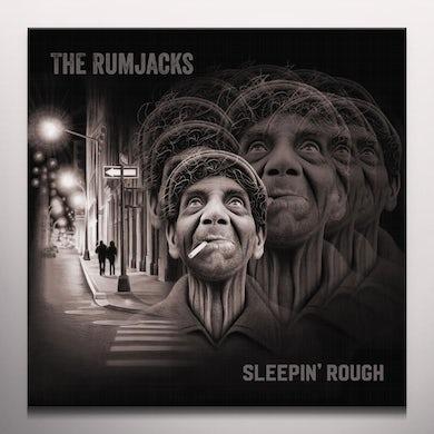 RUMJACKS SLEEPIN' ROUGH Vinyl Record