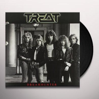 Treat DREAMHUNTER (RED VINYL) Vinyl Record