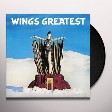 Paul McCartney & Wings GREATEST Vinyl Record
