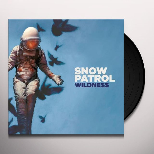 Snow Patrol WILDNESS Vinyl Record