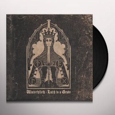 Winterfylleth LATCH TO A GRAVE Vinyl Record