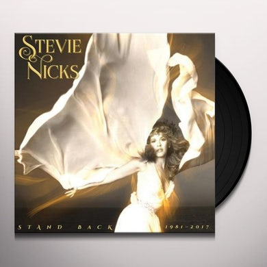 Stevie Nicks STAND BACK: 1981-2017 Vinyl Record